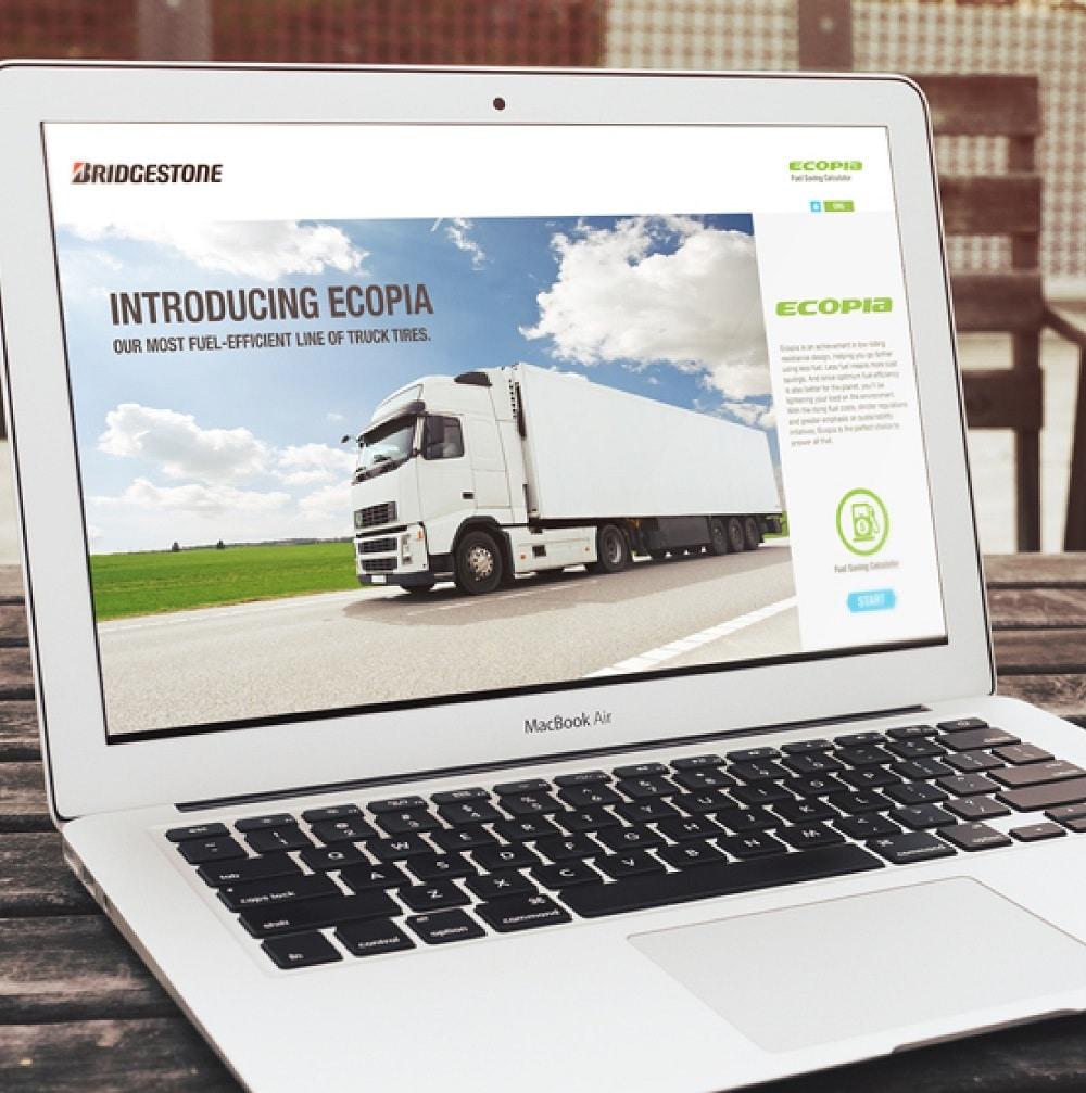 Bridgestone Web Interface Apps
