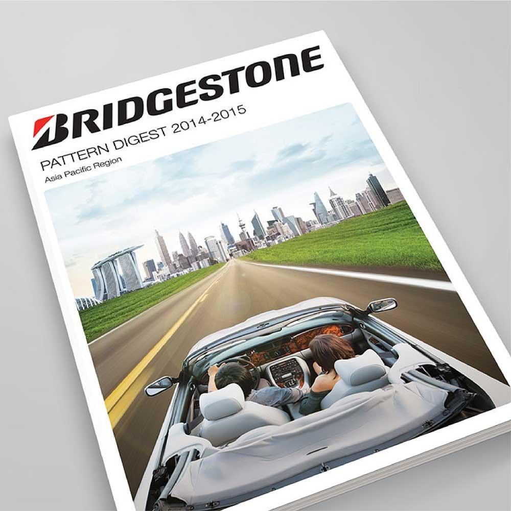 Bridgestone Catalogue Pattern Digest